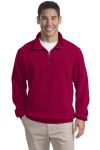 Port Authority® - Flatback Rib 1/4-Zip Pullover.F220