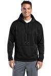 Sport-Tek® - Sport-Wick® Fleece Hooded Pullover.F244