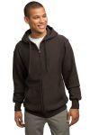 Sport-Tek® - Super Heavyweight Pullover Full-Zip Hooded Sweatshirt.F282