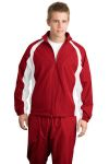 Sport-Tek® - 5-in-1 Performance Full-Zip Warm-Up Jacket.J712