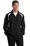 NEWSport-Tek® - Colorblock Raglan Jacket. JST60