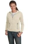 Port Authority Signature® - Ladies Activo Hooded Microfleece Jacket.L105