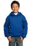 Port & Company® - Youth Pullover Hooded Sweatshirt.PC90YH