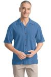 Port Authority Signature® - Silk Blend Camp Shirt.S533