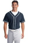 Sport-Tek® - Jersey with Double Braided Trim.T225