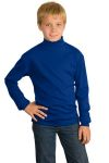 Port Authority® - Youth Interlock Knit Mock Turtleneck.Y321