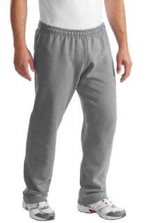 SanMar Gildan 12300, Gildan® - DryBlend® Open Bottom Sweatpant.