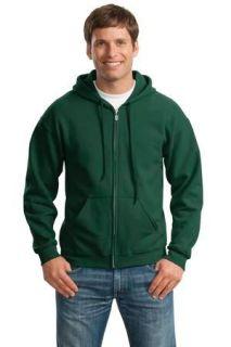 SanMar Gildan 18600, Gildan® - Heavy Blend Full-Zip Hooded Sweatshirt.