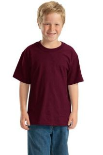 SanMar Jerzees 29B, Jerzees® - Youth Dri-Power® Active 50/50 Cotton/Poly T-Shirt.