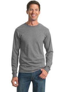 SanMar Jerzees 29LS, Jerzees® - Dri-Power® Active 50/50 Cotton/Poly Long Sleeve T-Shirt.