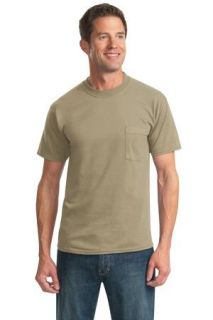 SanMar Jerzees 29MP, Jerzees® -  Dri-Power® Active 50/50 Cotton/Poly Pocket T-Shirt.