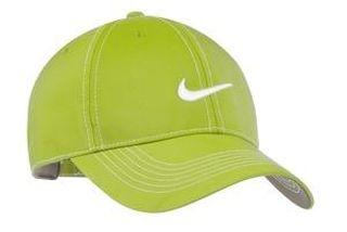 SanMar Nike 333114, Nike Swoosh Front Cap.