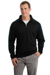 SanMar Nike 354060, Nike Dri-FIT 1/2-Zip Cover-Up.