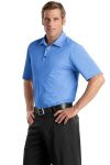 SanMar Nike 429439, Nike Golf - Elite Series Dri-FIT Ottoman Bonded Polo.