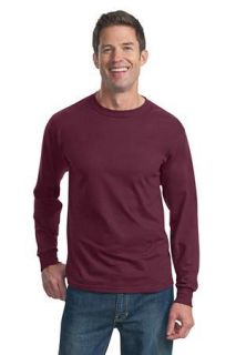 SanMar Fruit of the Loom 4930, Fruit of the Loom® HD Cotton 100% Cotton Long Sleeve T-Shirt.
