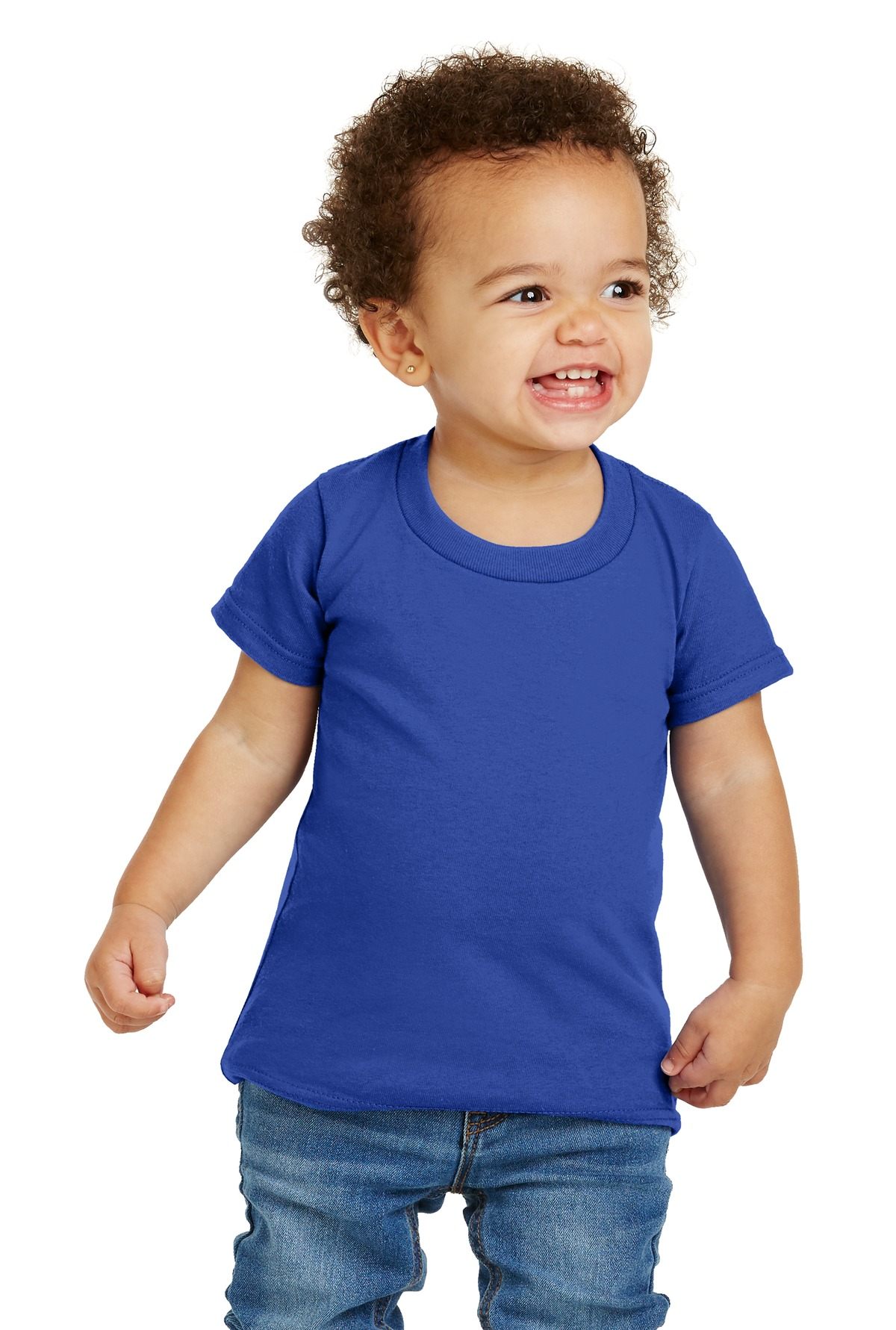 SanMar Gildan 5100P, Gildan® Toddler Heavy Cotton 100% Cotton T-Shirt.