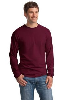 SanMar Hanes 5186, Hanes® Beefy-T® -  100% Cotton Long Sleeve T-Shirt.