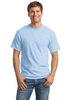 SanMar Hanes 5280, Hanes® - ComfortSoft® 100%  Cotton T-Shirt.
