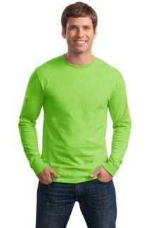 SanMar Hanes 5586, Hanes® - Tagless® 100% Cotton Long Sleeve T-Shirt.