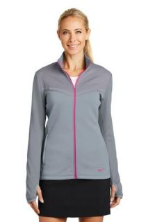 SanMar Nike 779804, Nike Golf Ladies Therma-FIT Hypervis Full-Zip Jacket.