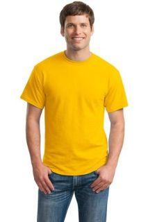SanMar Gildan 8000, Gildan® - DryBlend® 50 Cotton/50 Poly T-Shirt.