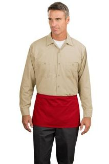 SanMar Port Authority A515, Port Authority® Waist Apron with Pockets.