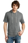 SanMar Alternative Apparel AA3501, Alternative Eco-Fleece Baller Pullover Hoodie.