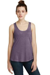 SanMar Alternative Apparel AA5054, Alternative Womens Backstage Vintage 50/50 Tank.