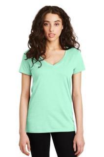 SanMar Alternative Apparel AA9073, Alternative Womens Legacy V-Neck T-Shirt.