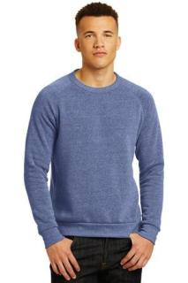 SanMar Alternative Apparel AA9575, Alternative Champ Eco-Fleece Sweatshirt.