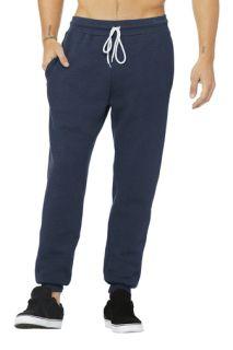 SanMar Bella + Canvas BC3727, BELLA+CANVAS ® Unisex Jogger Sweatpants.
