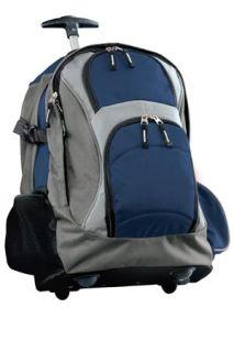 798e200cfe1 SanMar Port Authority BG76S, Port Authority® Wheeled Backpack. Loading zoom