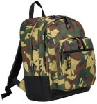 SanMar Port & Company BG95C, CLOSEOUT Port & Company® - Basic Camo Backpack.