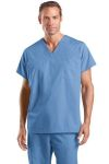 SanMar CornerStone CS501, CornerStone® - Reversible V-Neck Scrub Top.
