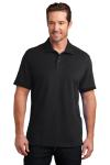 SanMar District Made DM325, District Made® Mens Stretch Pique Polo.