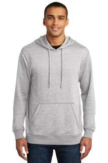 SanMar District DM391, District® Lightweight Fleece Hoodie.