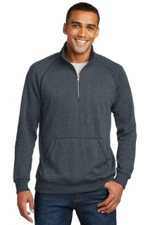SanMar District DM392, District® Lightweight Fleece 1/4-Zip.