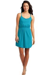 SanMar District DT223, District® Juniors Strappy Dress.