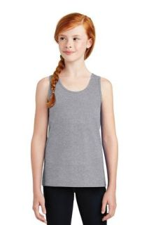 SanMar District DT5301YG, District® Girls The Concert Tank.