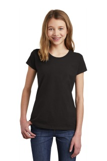 SanMar District DT6001YG, District ® Girls Very Important Tee ® .