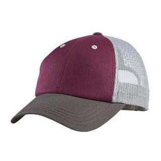 SanMar District DT616, District® Tri-Tone Mesh Back Cap