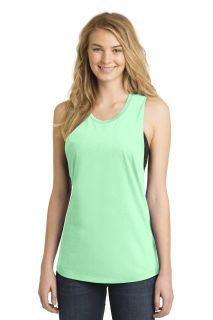 SanMar District DT6301, District® Womens Fitted V.I.T. Festival Tank.