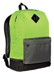 SanMar District DT715, District® Retro Backpack.