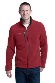 SanMar Eddie Bauer EB200, Eddie Bauer® - Full-Zip Fleece Jacket.