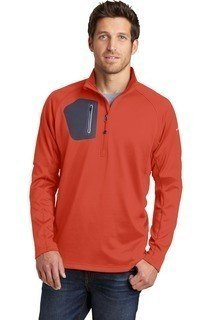 SanMar Eddie Bauer EB234, Eddie Bauer® 1/2-Zip Performance Fleece.