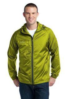 SanMar Eddie Bauer EB500, Eddie Bauer® - Packable Wind Jacket.
