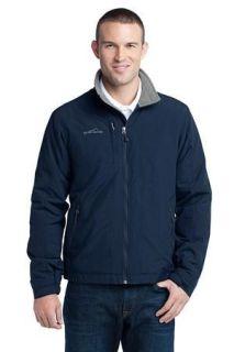 SanMar Eddie Bauer EB520, Eddie Bauer® - Fleece-Lined Jacket.