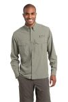 SanMar Eddie Bauer EB600, Eddie Bauer® - Long Sleeve Performance Fishing Shirt.