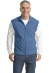 SanMar Port Authority F103, CLOSEOUT Port Authority® Activo Microfleece Vest.