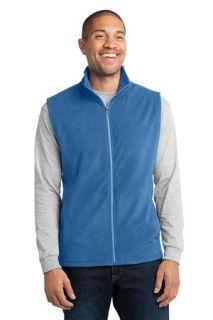 SanMar Port Authority F226, Port Authority® Microfleece Vest.